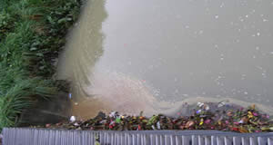 Town drainage